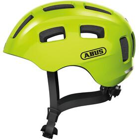 ABUS Youn-I 2.0 Helmet Youth, żółty